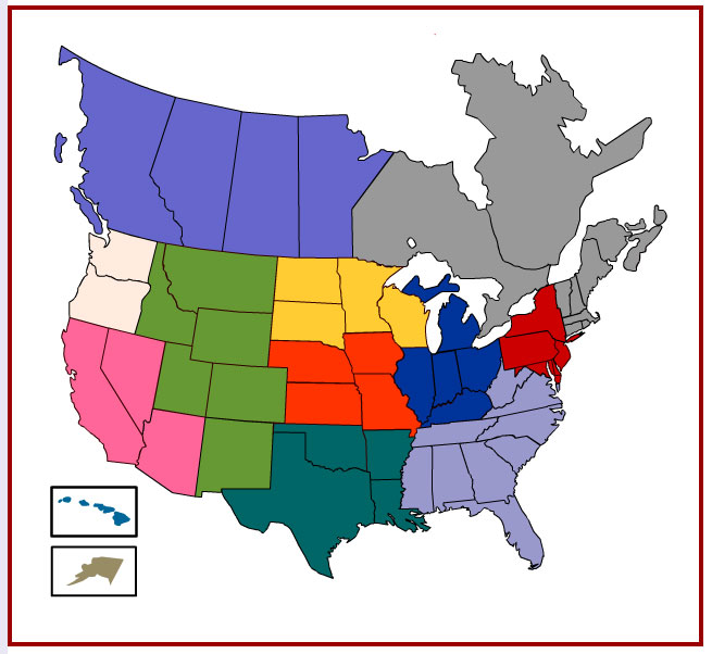 All American Paint has dealers in all 50 states including Canada